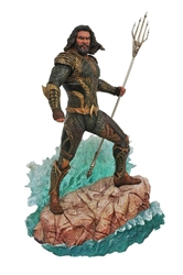 Picture of Aquaman Justice League Movie Gallery PVC Figure