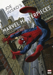 Picture of Joe Jusko's Marvel Masterpieces HC