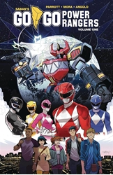 Picture of Go Go Power Rangers Vol 01 SC