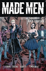 Picture of Made Men TP VOL 01 Getting the Gang Back Together