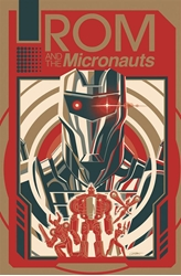 Picture of ROM and the Micronauts SC