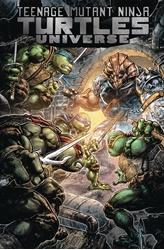 Picture of Teenage Mutant Ninja Turtles Universe Vol 04 SC Home