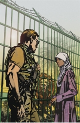 Picture of Sheriff of Babylon HC Deluxe Edition