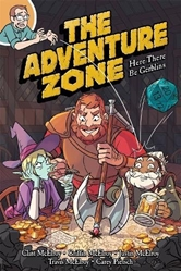 Picture of Adventure Zone Vol 01 SC Here There Be Goblins