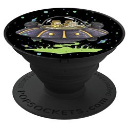 Picture of Rick and Morty Space Cruiser PopSocket Phone Grip