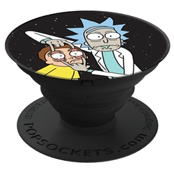 Picture of Rick and Morty PopSocket Phone Grip