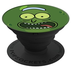 Picture of Rick & Morty Pickle Rick PopSocket Phone Grip