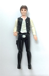 Picture of Star Wars Vintage Han Solo Loose Action Figure