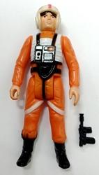 Picture of Star Wars Vintage Luke Skywalker X-Wing Pilot Loose Action Figure