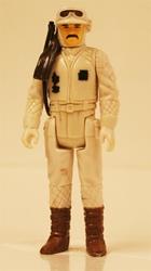 Picture of Star Wars Vintage Rebel Commander Loose Action Figure
