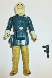 Picture of Star Wars Vintage Han Solo Hoth Outfit Loose Action Figure