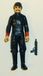 Picture of Star Wars Vintage Bespin Security Guard White Loose Action Figure