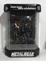 Picture of McFarlane Metal Gear Solid Snake & Meryl Silverburgh Special Edition