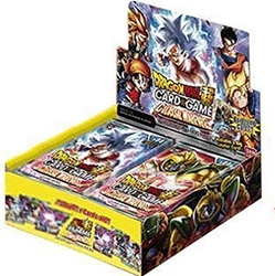 Picture of Dragon Ball Super CCG Colossal Warfare Booster Pack