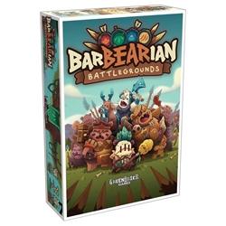 Picture of BarBEARian Battlegrounds Game