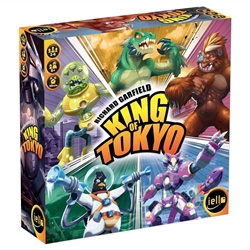 Picture of King of Tokyo Board Game 2016 Edition