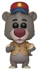 Picture of Pop Disney Tale Spin Baloo Vinyl Figure