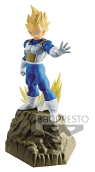 Picture of Dragonball Z Vegeta Absolute Perfection Figure
