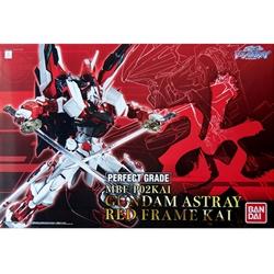 Picture of Gundam Astray Red Frame Kai MBF-P02KAI Perfect Grade Model Kit