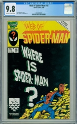 Picture of Web of Spider-Man #18