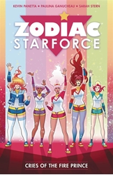 Picture of Zodiac Starforce TP VOL 02 Cries of the Fire Prince