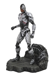 Picture of Cyborg Justice League Gallery PVC Figure
