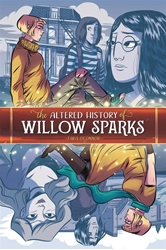 Picture of Altered History of Willow Sparks GN