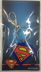 Picture of DC Comics Superman Shield Logo Keychain