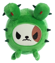 "Picture of Tokidoki Cactus Dog 7"" Plush"