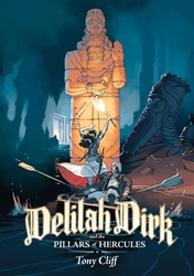 Picture of Delilah Dirk and the Pillars of Hercules SC
