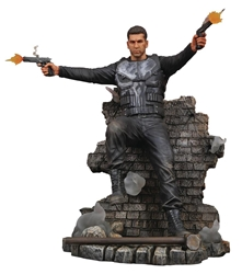 Picture of Punisher Netflix Marvel Gallery PVC Statue