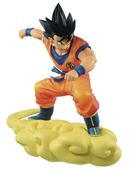 Picture of Dragon Ball Z Lets Go Flying Nimbus Son Goku Figure