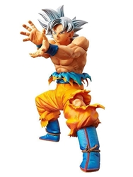 Picture of Dragonball Z Goku Super Warrior Ultra Instinct Figure