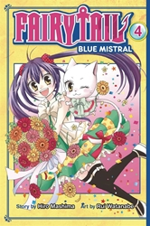 Picture of Fairy Tail Blue Mistral Vol 04 SC