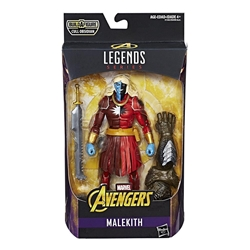 Picture of Malekith Marvel Legends Action Figure