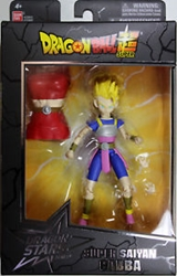 Picture of Dragon Ball Super Dragon Stars Super Saiyan Cabba Figure