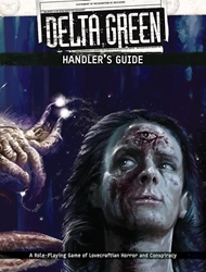 Picture of Delta Green RPG Handler's Guide HC