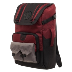 Picture of Deadpool Black and Red Backpack