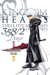 Picture of Kingdom Hearts 358/2 Days Vol 05 SC