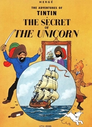 Picture of Adventures of Tintin Secret of the Unicorn GN
