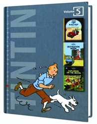 Picture of Adventures of Tintin Vol 05 HC