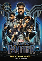 Picture of Black Panther Junior Novel SC