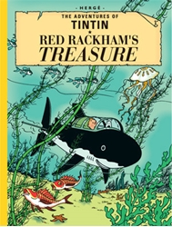 Picture of Adventures of Tintin Red Rackham's Treasure GN