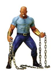 Picture of Defender Series Luke Cage Artfx+ Statue