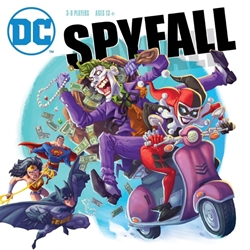 Picture of DC Spyfall Card Game
