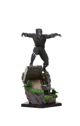 Picture of Black Panther Iron Studios Battle Diorama Series Statue