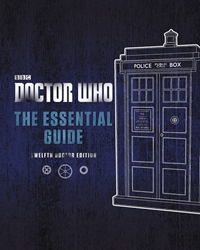 Picture of Doctor Who Twelfth Doctor Essential Guide HC