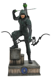 Picture of Green Arrow Gallery PVC Statue