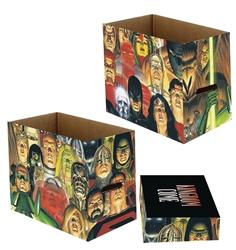 Picture of DC Comics Kingdom Come Comic Storage Short Box