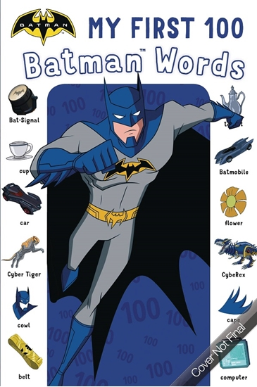 batmanmyfirst100wordsgn